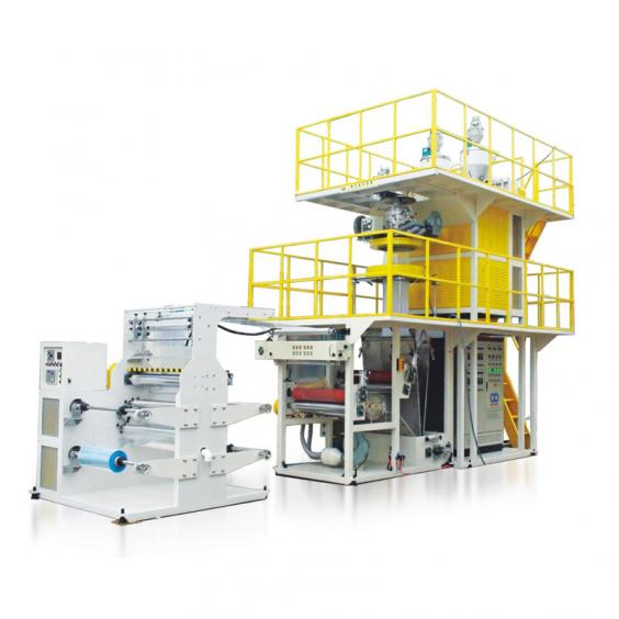 High speed PP film machine China